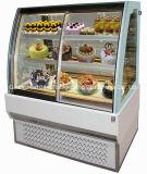 De Europese Koelere Koelkast van de Vertoning van de Cake van de Sandwich van de Stijl Voor Open