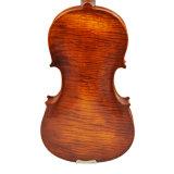 La Chine à la main de maître flamme naturelles violon violon 4/4, plein format