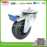 wiel van de Gietmachine van de Schroef van de Wartel van 100mm het Industriële (L103-31D100X30)
