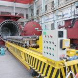 Trommel-traf angeschaltene Übergangslaufkatze des Kabel-40t in der Stahlfabrik zu