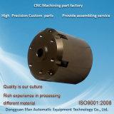 Service de mouture Turnining Precision d'usinage CNC avec pièces en aluminium anodisé