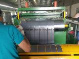 Línea de corte longitudinal de acero de silicio para el apilamiento de laminación de transformadores
