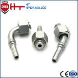 45 degrés de Jic Bsp de durites d'embout d'ajustage de précision de pipe hydraulique hydraulique