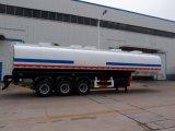 40、トレーラー000リットルの三車軸オイルの輸送のタンカーの石油タンカーの船の