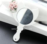 Mini miroirs de main acryliques faits sur commande