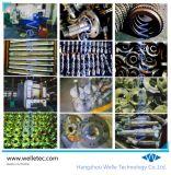 斜めギヤ、螺旋形ギヤ、駆動機構コンポーネント、カスタマイズされる送電の予備品