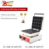 Générateur de générateur de crabot de gaufre/gaufre de Hong Kong/générateur bâton de gaufre