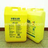 Multicolor automático de 20 litros HDPE botella de pantalla de la máquina de impresión
