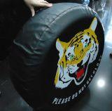 Крышка запасной автошины изготовления оптовая превосходная PVC/PU