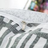 卸し売り寝具の一定の安く100%年の綿現代シートセット