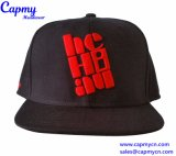 Material personalizado tapa Snapback Hat Proveedor