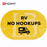 私はVehicalトラックのために風防ガラスの札PVC RFID象眼細工をコードする