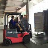 أمر [فولفيلمنت] وتخزين إمداد خدمات في الصين يربط مستودع