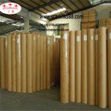 Uso Industrial y Comercial de papel Kraft característica reciclable.