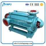 Hautes performances à plusieurs degrés horizontal avec moteur électrique de pompe à eau