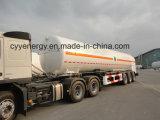 De China de GNL do Lox de Lin do Lar Lco2 de tanque do carro reboque 2015 Semi com ASME