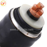 Кабель 35мм2 Sigle Core XLPE короткого замыкания кабеля питания