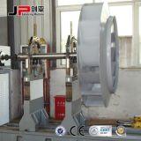 Surplombant l'équilibrage dynamique de la machine pour grand ventilateur centrifuge