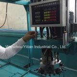 La estación 60 Tipo de transportador de poliuretano de baja presión de la máquina para sandalia