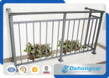装飾用の機密保護の屋内粉は錬鉄のバルコニーの柵デザインに塗った