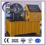 Máquina que prensa del manguito hidráulico de la potencia del Finn de los dados del Ce 10 para el anillo de la suspensión del aire