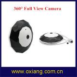 360程度12 IR LEDsのパノラマ式の無線電信CCTVのカメラ960p P2p WiFiスマートな屋内IPのカメラ