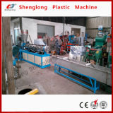 Machine 2017 de réutilisation en plastique de PE avec le certificat de la CE