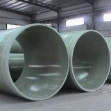 Accessori per tubi dell'acqua Pipe/GRP di GRP//macchina del tubo di rinforzo fibra di vetro