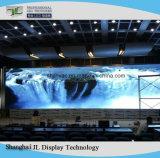 P6 Fase Interior Display LED de desempenho para fins de aluguer