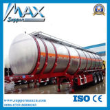 Alum Alloy Fuel Tanker Trailer para Venda no Vietnã