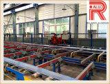 Aluminium-/Aluminiumlegierung-Profil für schiebendes Fenster und Zwischenwand (RAL-593)