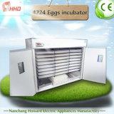 Incubateur complètement automatique marqué d'oeufs de poulet de la CE d'oeufs de Hhd 4224 à vendre