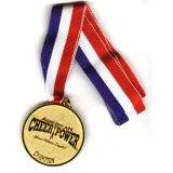 カスタマイズされたさまざまな金属はメダル手仕事に記章を付ける