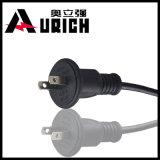 Шнур питания ~ 2-Nonwirable шнура питания 7-15A125V Psejet шнуров питания Япония также затыкает