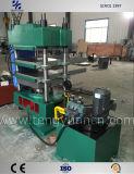 150 toneladas de vulcanização quente prensa para tapetes de borracha vulcanização