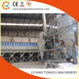 Máquina de producción de biomasa pellets de madera Equipos de pellets de aserrín