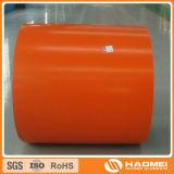 Prepainted bobina de aluminio de China