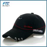 Commerce de gros de la plaque de métal chaud unisexe vente chapeau Snapback