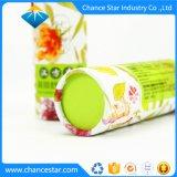 El aceite de masaje Packging impresión personalizada de tubo de papel Kraft