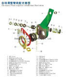 Régleur lâche automatique de camion et de bas de page avec la norme 72203 d'OEM