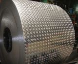 1050, 1060, 1100 штукатурок выбила алюминиевую катушку для украшения