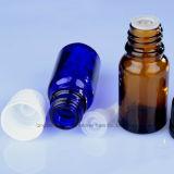 10ml Câmara de ar-Tipo de vidro redondo frasco de perfume para o pacote cosmético