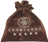 Горячий мешок фена для волос гостиницы сбывания/мешок ткани логоса вышивки