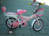 분홍색 Ly 004와 가진 14명 인치 아이 자전거
