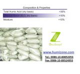Ácido Humic de Humate do boro granulado de Humizone de Leonardite