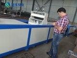 Гидравлический подъем полимера разогнать машину профиля заслонки смешения воздушных потоков