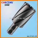 Le CTT 75mm brochent le coupeur avec la version parallèle J de partie lisse