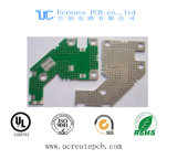 Groene PCB van Masl van het Soldeersel voor ZonneLader met Ce RoHS