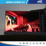Serie de fundición a presión a troquel a todo color al aire libre de la exhibición de LED de P8mm para hacer publicidad de la cartelera