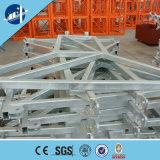 Le double de fabrication de la Chine met en cage l'élévateur de construction de construction